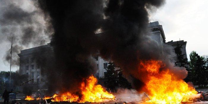 В Харькове боевики майдана готовят повторение одесской Хатыни