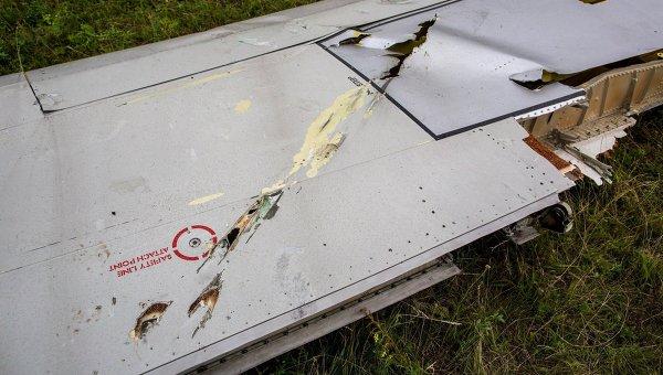 Эксперты: Boeing рейса MH-17 был сбит ракетой комплекса «Бук»