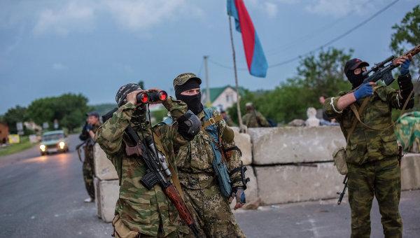 Дневник монахини: Пять недель в Луганске