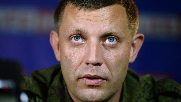 Захарченко: Нацгвардия разбирает людей на органы