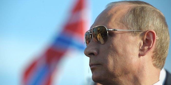 Путин невыносим...
