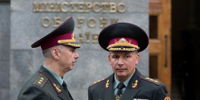 Минобороны Украины оденет армию в советские ватники