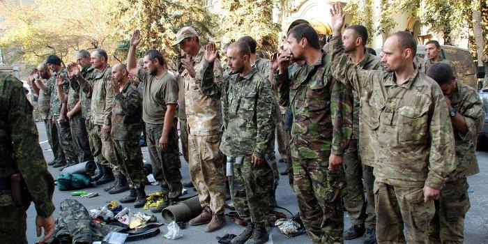 Киев официально признал поражение под Иловайском