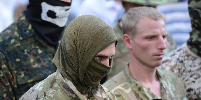 В Харькове взбунтовался карательный батальон «Айдар»