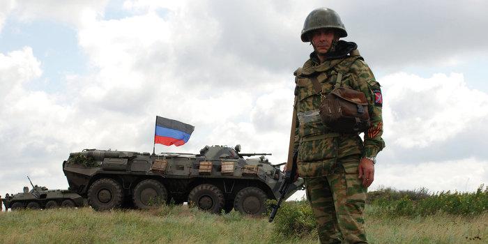 Рука Москвы в Донбассе