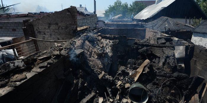 HRW: Украинские военные должны ответить за гибель мирного населения
