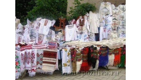 Страшная правда о вышиванках. К проблеме городского одичания