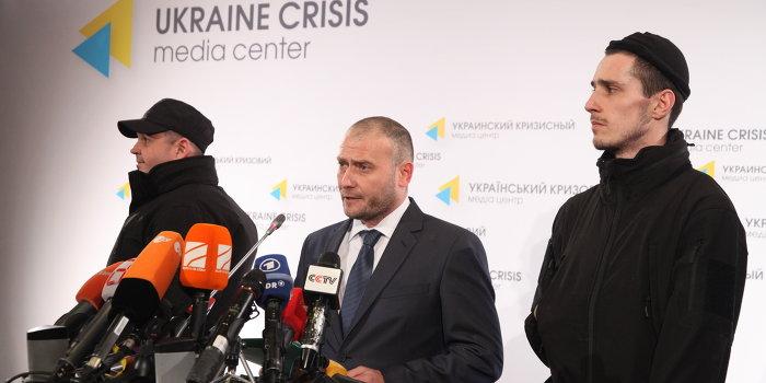 Дмитрий Ярош смертельно ранен под Иловайском