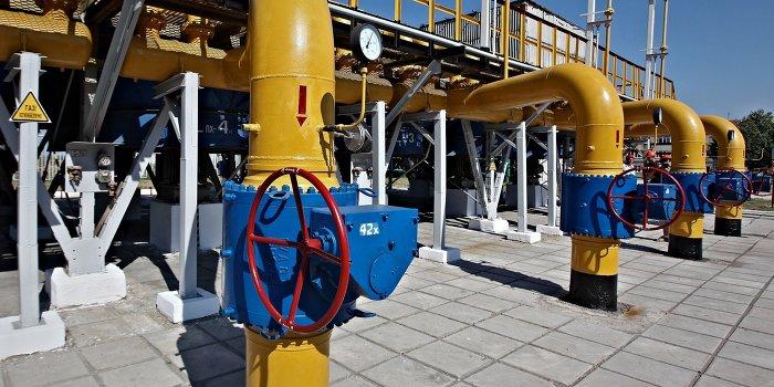 Словакия запустила реверс газа на Украину