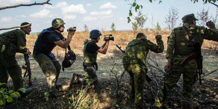 Еще один журналист бесследно пропал на Украине