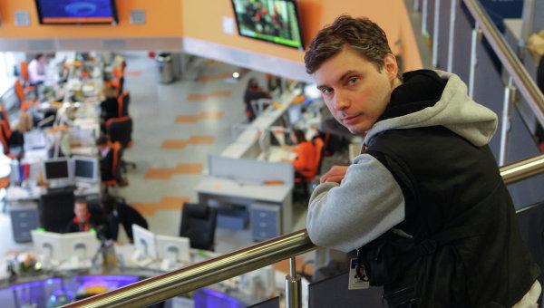 Андрей Стенин погиб под Донецком