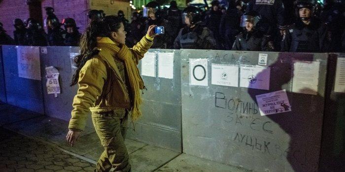 Руслана: нужно остановить гражданскую войну