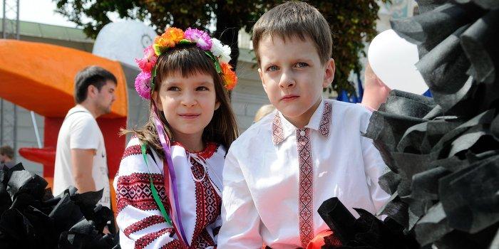Бандеровцы сформировали первый детский батальон