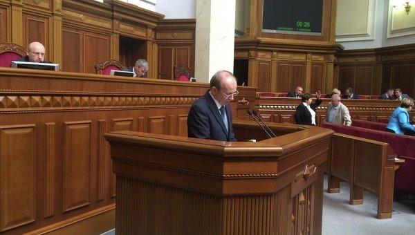 Верховной Раде рассказали о поражениях украинской армии