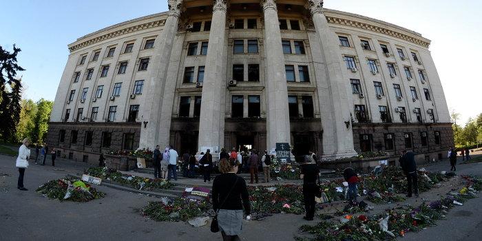 ВР может освободить от ответственности участников трагедии 2 мая в Одессе