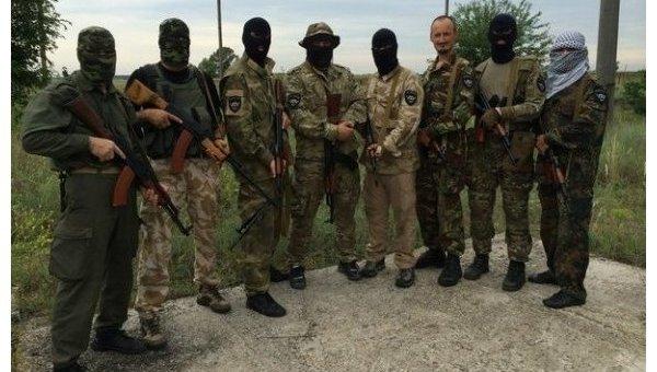 Крымский ли «батальон «Крым»?  Даже не татарский!