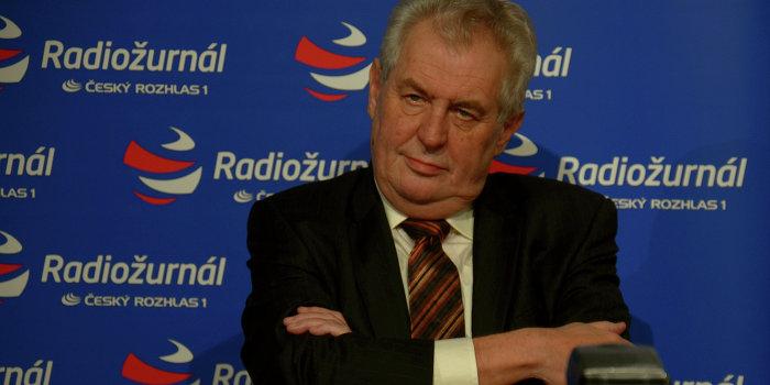 Президент Чехии: Присутствие российских военных на Украине не доказано