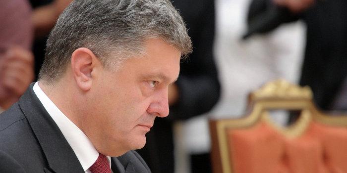 Порошенко не выполнит условие Новороссии о выводе войск