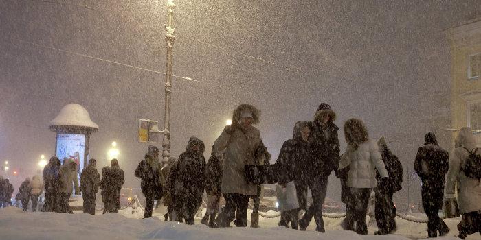 Ice bucket challenge по-киевски: навстречу отопительному сезону на Украине