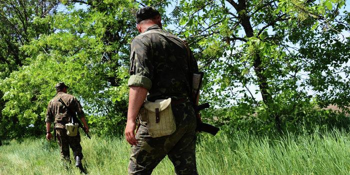 Киевская армия отступает за Оскол