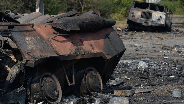 Про «режим прекращения огня» на Украине