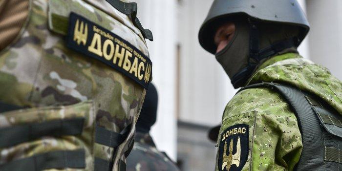 Киев и «добровольческие батальоны»