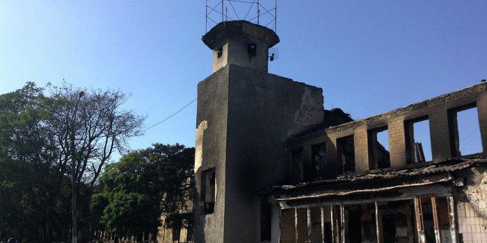 В Новороссии полностью уничтожено 600 предприятий