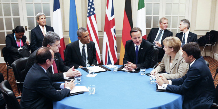 Бывший посол США в СССР: США и НАТО усугубляют украинский кризис