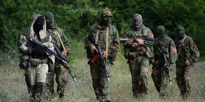 Харьковские партизаны обратились к киевской власти