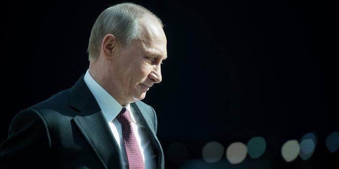 The Washington  Post: Поддержка Путина «достигла стратосферического уровня»