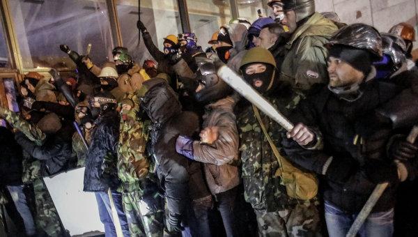 «В Украине две революционных ситуации сразу»