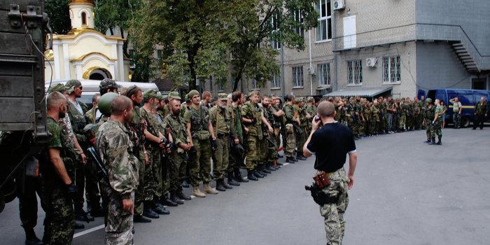 Штаб армии Новороссии переходит к готовности контрнаступления