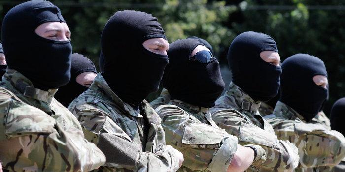 Порошенко признал преступления карательного батальона «Шахтерск»
