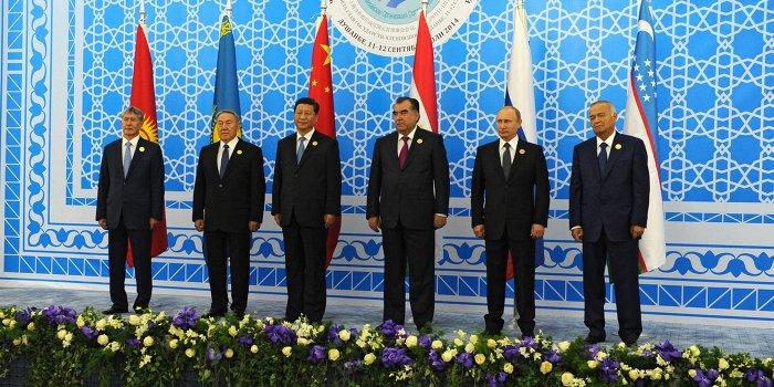 Путин: Страны ШОС солидарны с Россией по украинскому кризису
