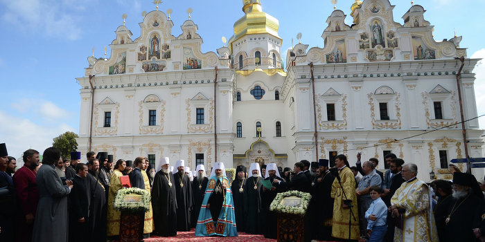 «Фемен» на Лавру накликал пресс-секретарь Митрополита Киевского