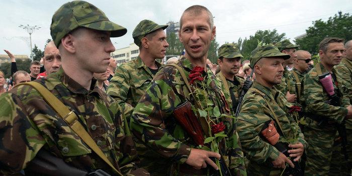 КПРФ готовит закон о поддержке добровольцев из России