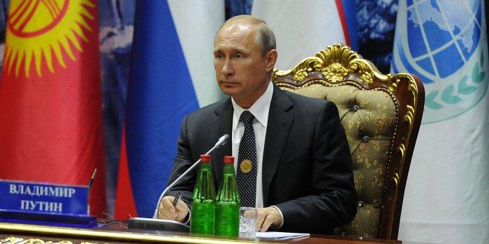 Путин: Украина для Запада всего лишь инструмент