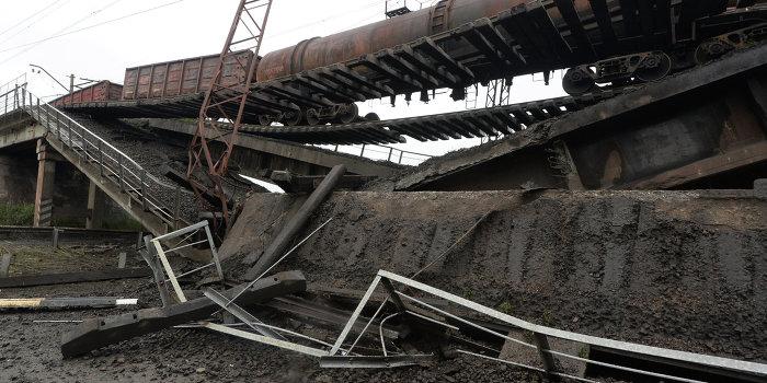 Харьковские партизаны уничтожили 240 тонн горючего для «АТО»