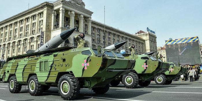 Новороссию снова обстреливают баллистическими ракетами