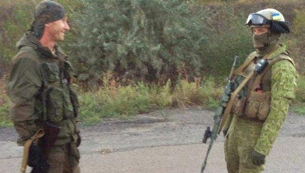 Украинский командир: Бомбите через полчаса, мы кашу не доварили