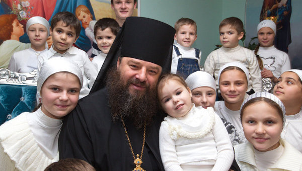Епископ Лонгин: Киевские власти находят удовольствие в кровопролитии