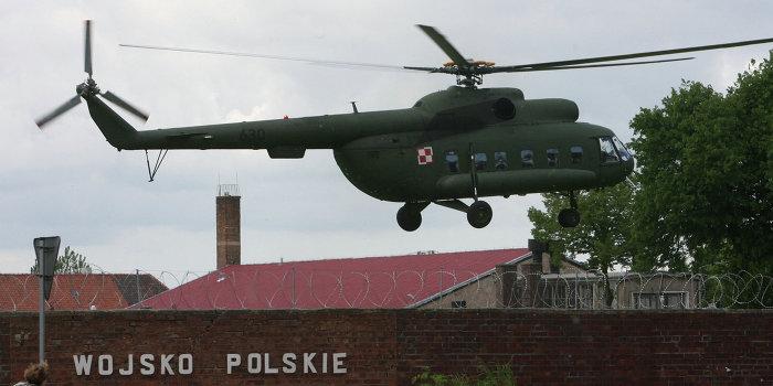 Польские военные украли гуманитарную помощь для Украины