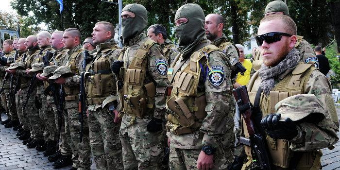 Батальоны Коломойского устроили Холокост в Донбассе