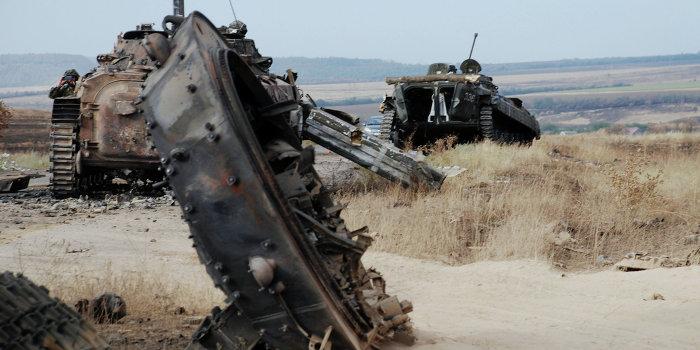 Украинской армии нечем воевать