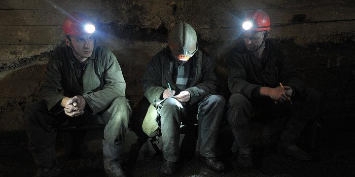 Из-за взрыва ТЭС все шахтеры остались под землей
