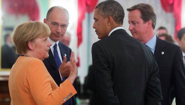В Германии запрещают понимать Путина