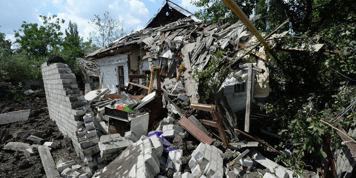 Украинских олигархов обязали восстанавливать Донбасс