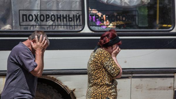 На Украине исчезают тела погибших солдат