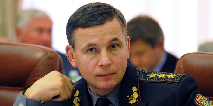 Гелетей обвинил Новороссию в применении ядерного оружия