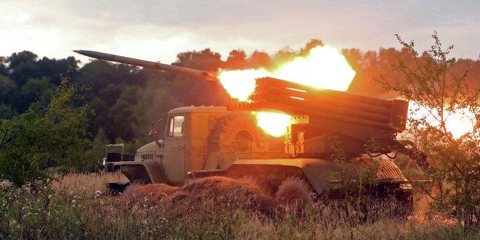 Хроники боев за Мариуполь